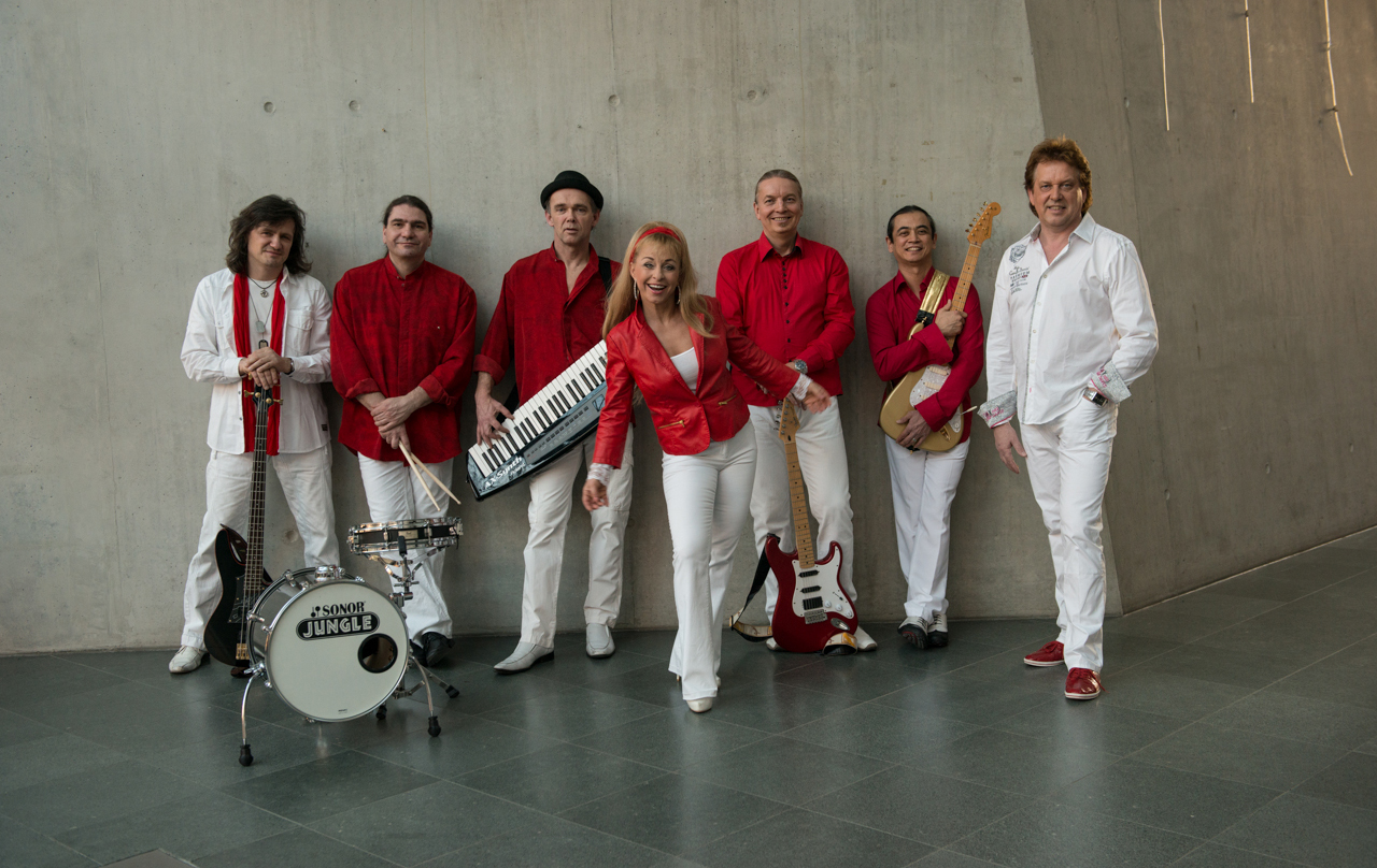 Partyband Berlin